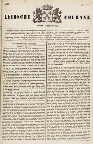 Leydse Courant 1873-09-12