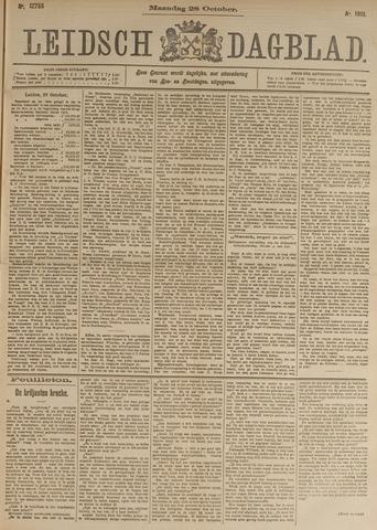Leidsch Dagblad 1901-10-28