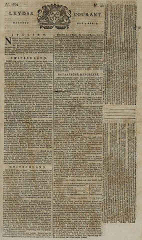 Leydse Courant 1803-04-04