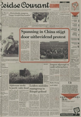 Leidse Courant 1989-05-17