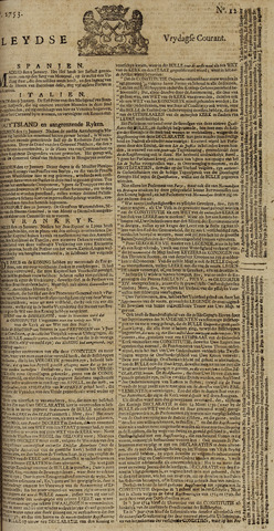 Leydse Courant 1753-01-26