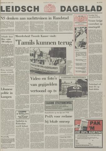 Leidsch Dagblad 1985-06-25