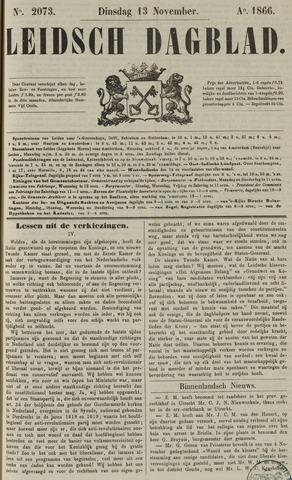 Leidsch Dagblad 1866-11-13