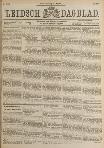 Leidsch Dagblad 1899-04-05