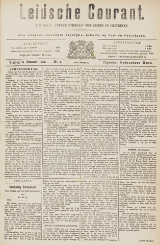 Leydse Courant 1889-01-11