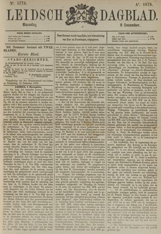 Leidsch Dagblad 1878-12-09
