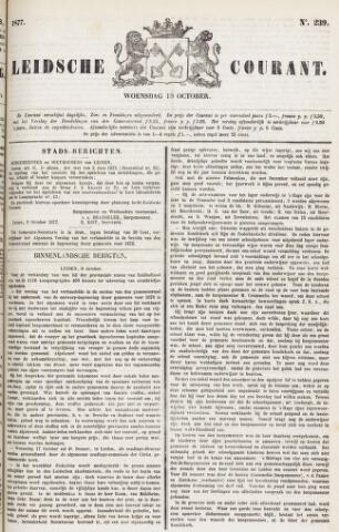 Leydse Courant 1877-10-10