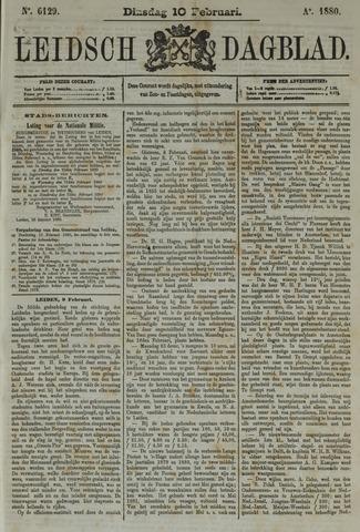 Leidsch Dagblad 1880-02-10
