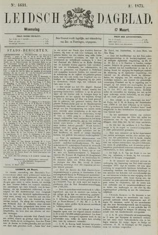 Leidsch Dagblad 1875-03-17