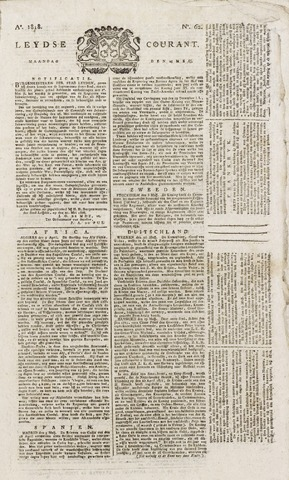 Leydse Courant 1818-05-25