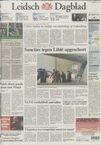 Leidsch Dagblad 1999-04-06