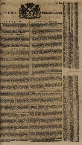 Leydse Courant 1779-10-20