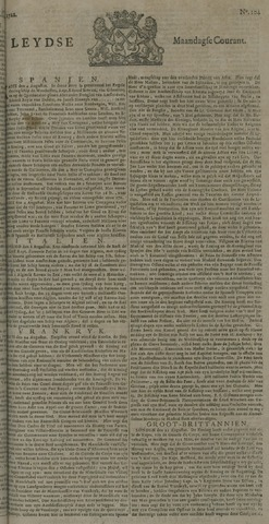 Leydse Courant 1722-08-31