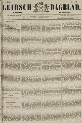 Leidsch Dagblad 1869-08-04