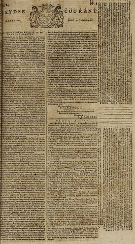 Leydse Courant 1784-01-19