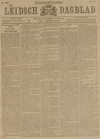 Leidsch Dagblad 1902-11-26