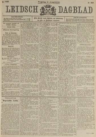 Leidsch Dagblad 1907-08-09