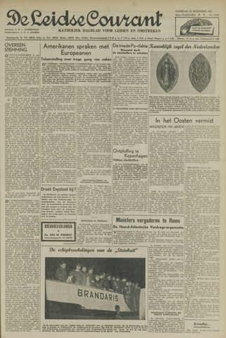 Leidse Courant 1951-11-24