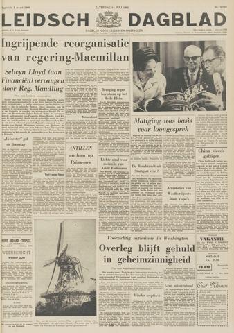 Leidsch Dagblad 1962-07-14