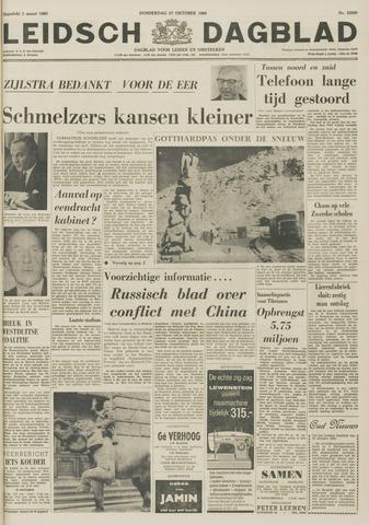 Leidsch Dagblad 1966-10-27