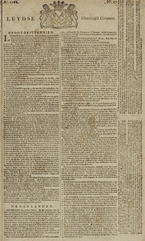 Leydse Courant 1766-03-03