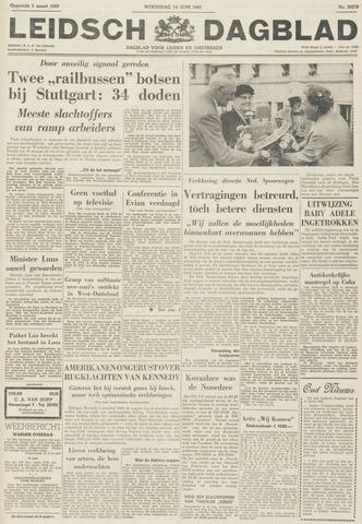 Leidsch Dagblad 1961-06-14
