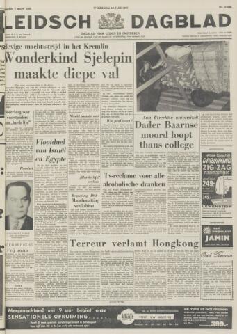 Leidsch Dagblad 1967-07-12