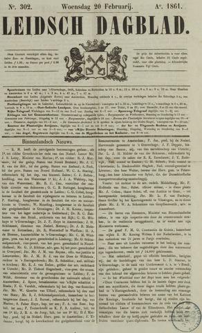 Leidsch Dagblad 1861-02-20
