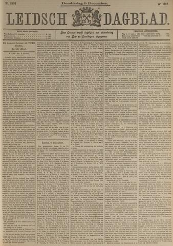 Leidsch Dagblad 1897-12-09