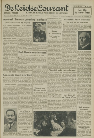 Leidse Courant 1951-07-23