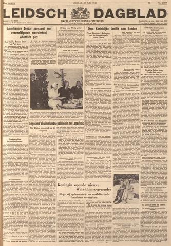 Leidsch Dagblad 1949-07-22