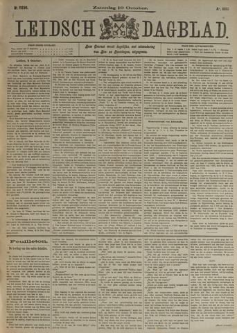 Leidsch Dagblad 1896-10-10