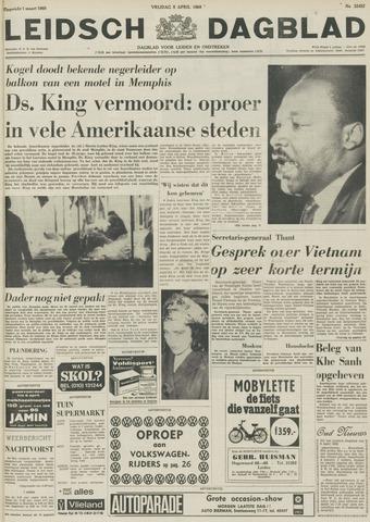 Leidsch Dagblad 1968-04-05