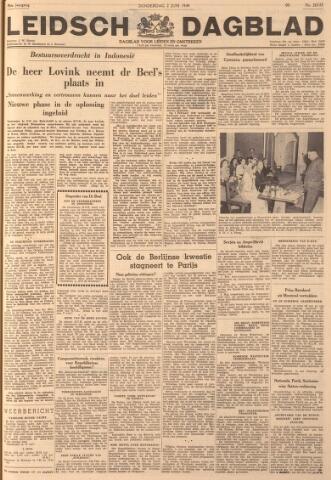 Leidsch Dagblad 1949-06-02
