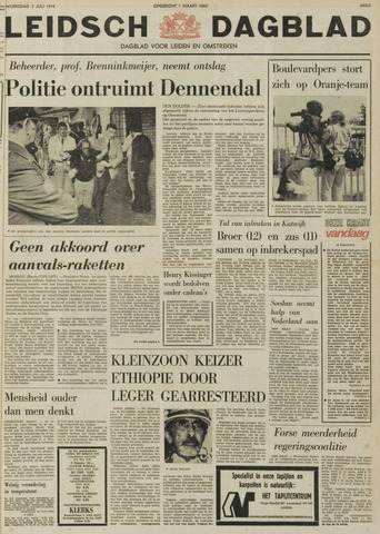 Leidsch Dagblad 1974-07-03