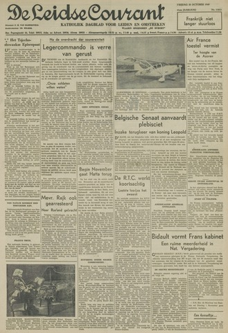 Leidse Courant 1949-10-28