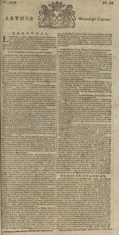 Leydse Courant 1759-07-18