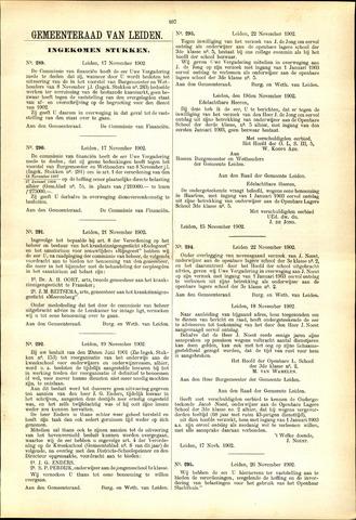 Handelingen van de Raad 1902-11-17