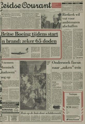 Leidse Courant 1985-08-22