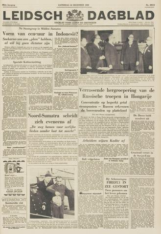 Leidsch Dagblad 1956-12-22