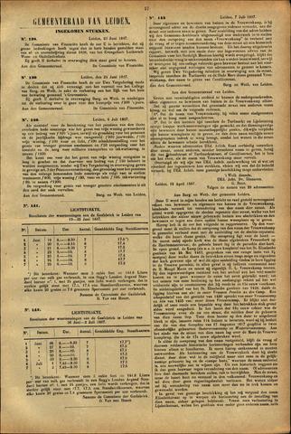 Handelingen van de Raad 1887-06-23
