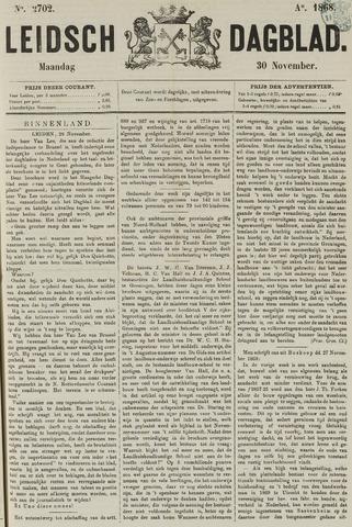 Leidsch Dagblad 1868-11-30