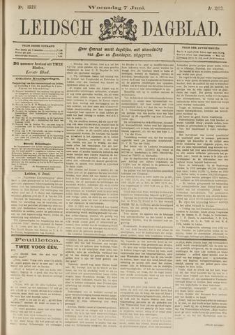 Leidsch Dagblad 1893-06-07