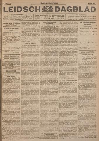 Leidsch Dagblad 1926-10-22