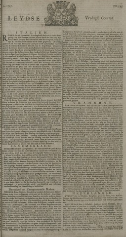 Leydse Courant 1727-10-17