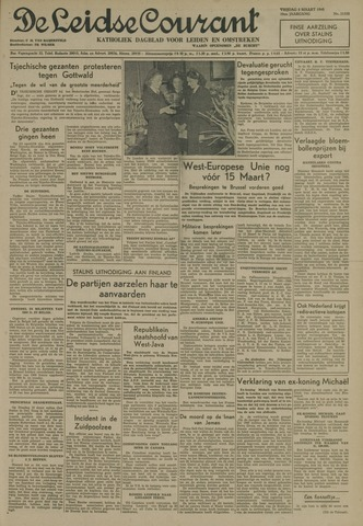 Leidse Courant 1948-03-05