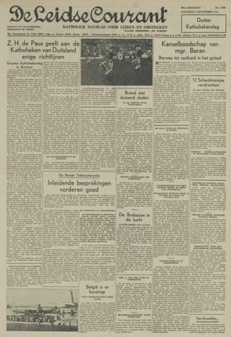 Leidse Courant 1949-09-05