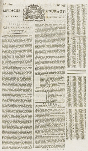 Leydse Courant 1825-11-11