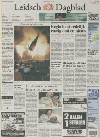 Leidsch Dagblad 2000