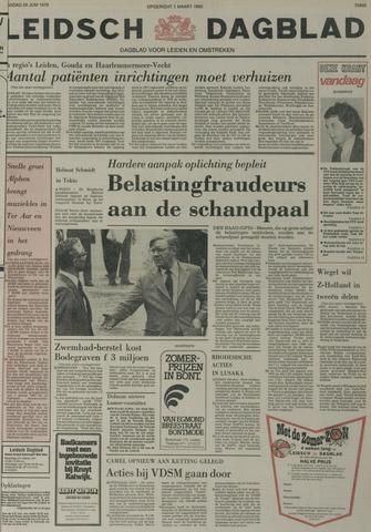 Leidsch Dagblad 1979-06-26